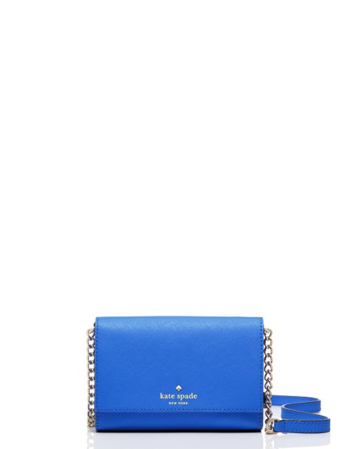 kate spade new york | Blue Cobble Hill Carson | Lyst