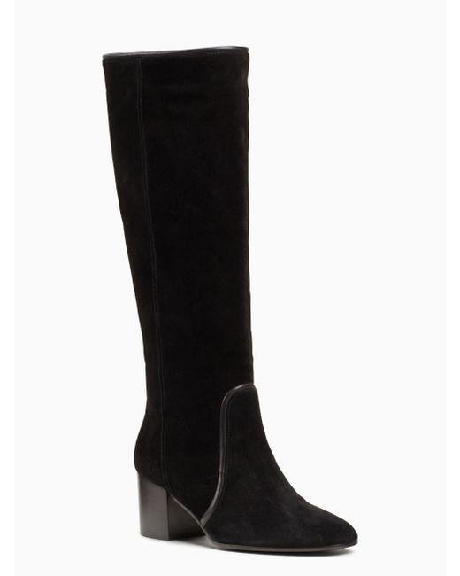 Kate Spade | Black Germain Boots | Lyst