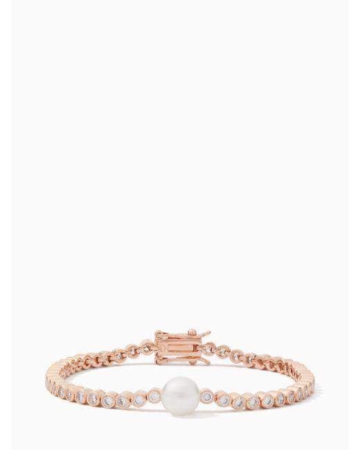 Kate Spade | Multicolor Precious Pearls Bracelet | Lyst