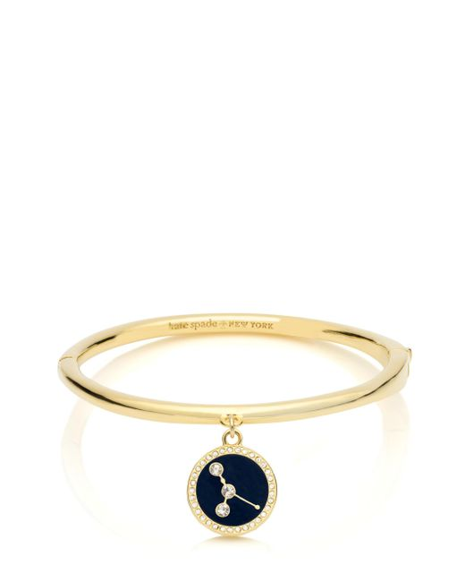 Kate Spade | Multicolor In The Stars Cancer Bangle | Lyst