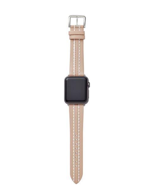 Kate Spade - Multicolor Vachetta Leather 38/40mm Apple Watch® Strap - Lyst