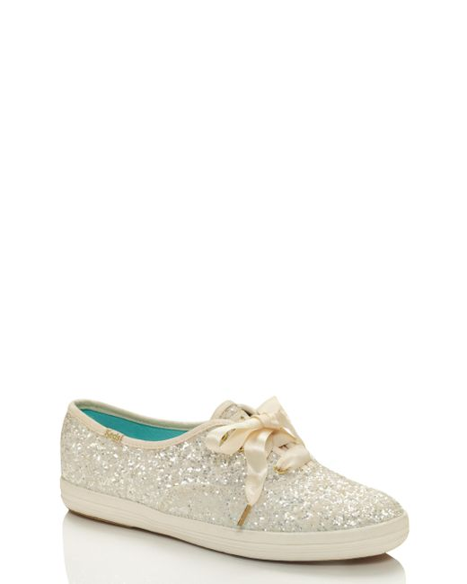 Kate Spade - Multicolor Keds X Glitter Sneakers - Lyst