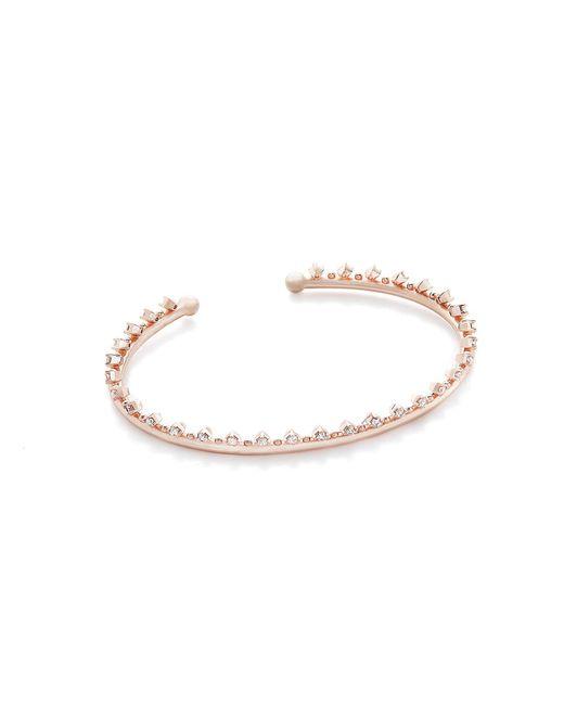 Kendra Scott - Metallic Codi Pinch Bracelet - Lyst