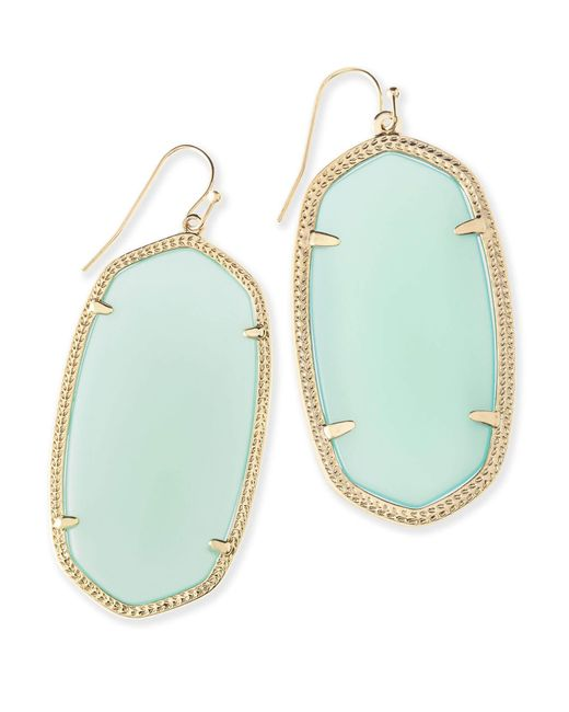 Kendra Scott - Multicolor Danielle Statement Earrings - Lyst