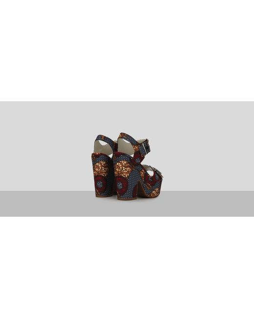Shayla Platform Fabric Sandal Kenneth Cole giaZuO0tXT