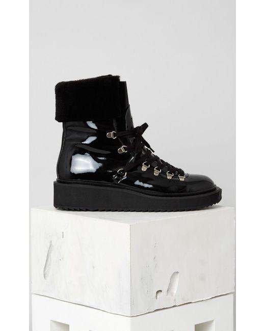 Kenzo Alaska fur-lined boots 2014 unisex PpV4u