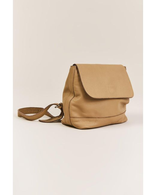 Clyde   Natural Small Room Backpack   Lyst