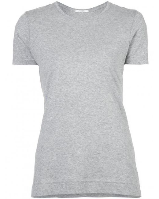 Lyst adam lippes round neck t shirt for Adam lippes t shirt
