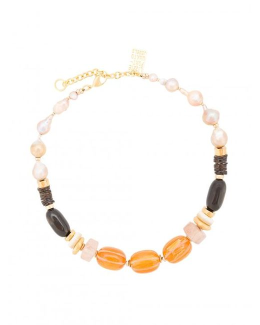 Lizzie Fortunato - Multicolor Sublime Sunrise Necklace - Lyst