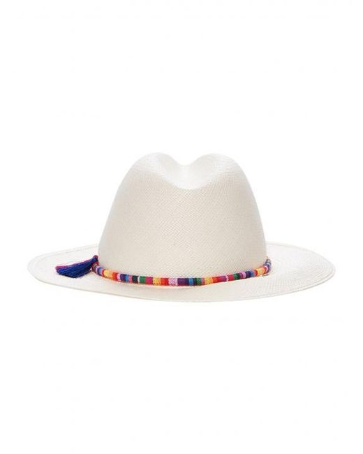 House of Lafayette - Multicolor Panama Hat - Lyst