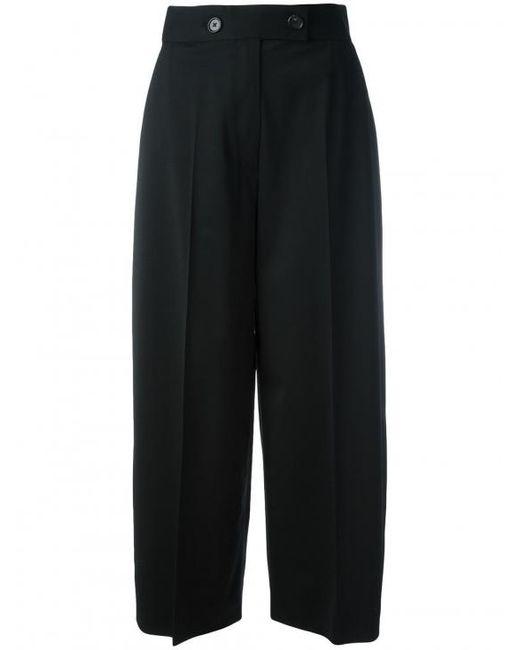 Proenza Schouler | Black Tailored Culottes | Lyst