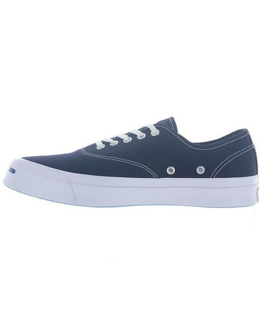 34f9757da2d2d5 Converse Jack Purcell Signature Cuo Navy - Inked Canvas Low Top ...