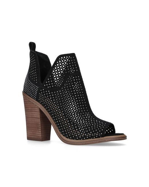 Vince Camuto - Black 'kiminni' High Heel Ankle Boots - Lyst
