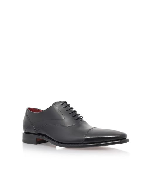 Loake - Sharp Tc Ox In Black for Men - Lyst