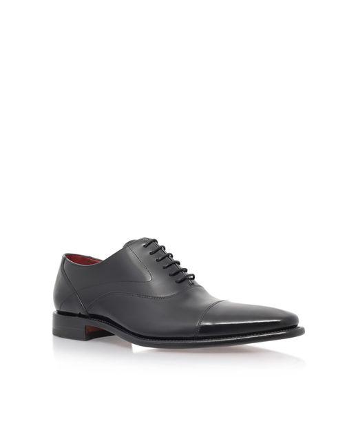 Loake - Black Sharp Tc Ox for Men - Lyst
