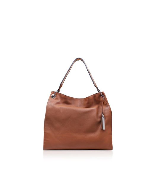 Vince Camuto | Brown Axton Hobo In Tan | Lyst