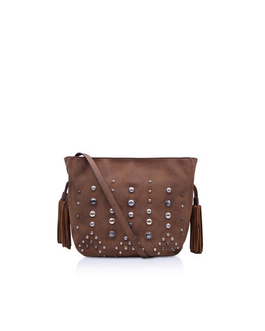 Nine West | Brown Sebastion Bucket In Tan | Lyst