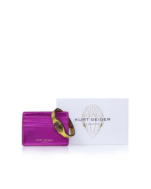 Kurt Geiger | Purple Bracelet Gift Set In Multi/other | Lyst