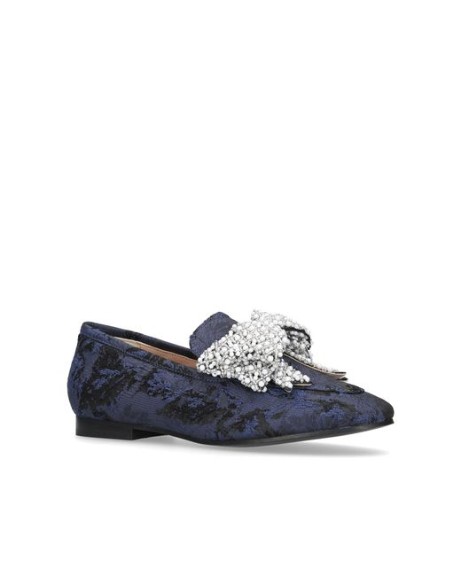 KG by Kurt Geiger | Khloe In Blue Other | Lyst