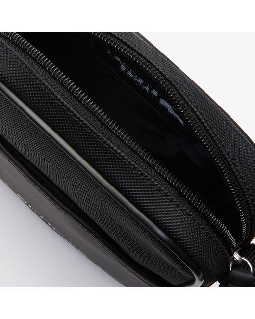 f748ca9a4c37 ... Lacoste - Black Sport Vertical Canvas Bag for Men - Lyst ...