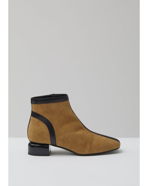 Pierre Hardy Brown Frame Ankle Boots