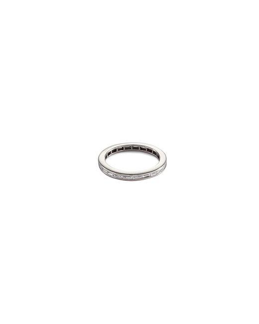 Monique Péan - Metallic Diamond 18k White Gold Ring - Lyst