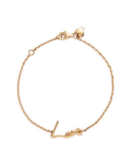 Stephen Webster | Metallic 'neon Love' 18k Yellow Gold Charm Bracelet | Lyst