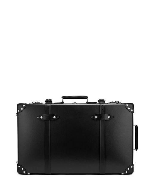 "Globe-Trotter - Black Centenary 30"" Extra Deep Suitcase - Lyst"