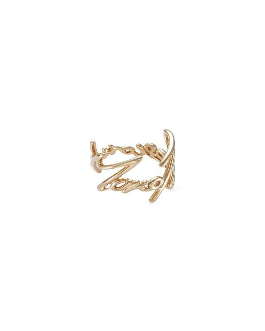 Stephen Webster - Metallic 'more Passion' 18k Yellow Gold Scribble Ring - Lyst
