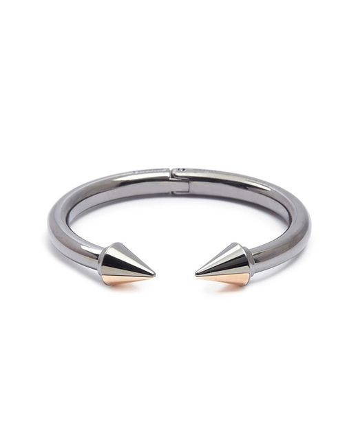 Vita Fede - Metallic 'titan Split' Bracelet for Men - Lyst