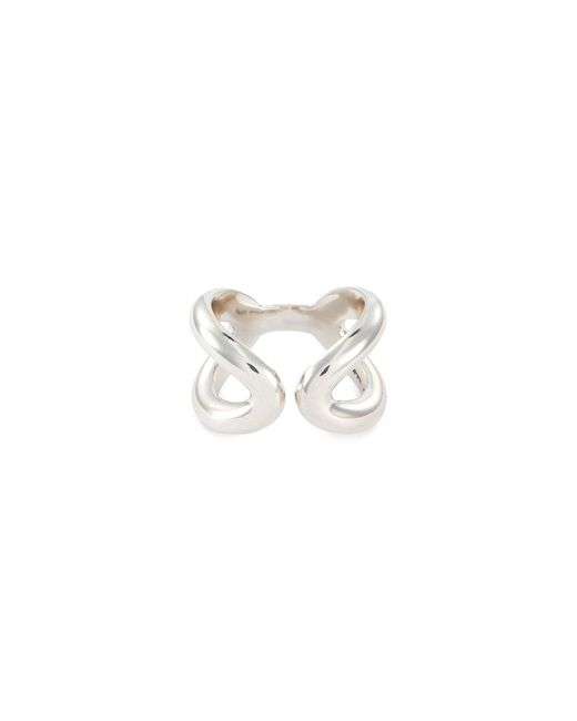 Philippe Audibert - Metallic 'ginger' Cutout Band Open Ring - Lyst