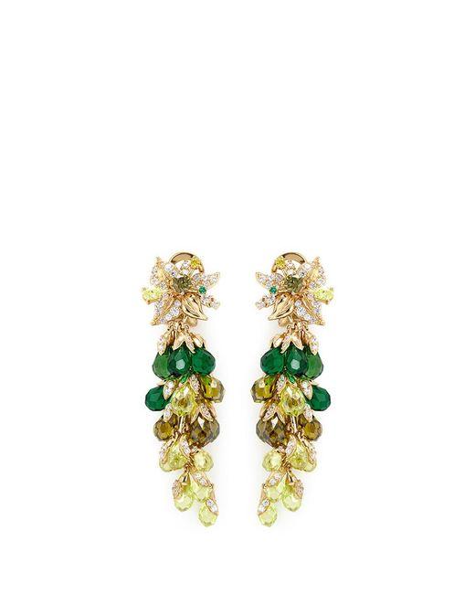 Anabela Chan - Metallic 'coralbell' Detachable Drop 18k Yellow Gold Earrings - Lyst