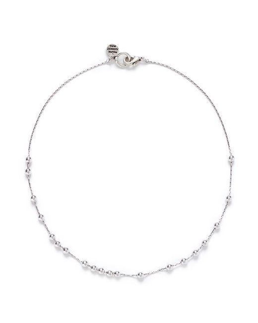 Philippe Audibert | Metallic 'anton' Sliding Bead Necklace | Lyst
