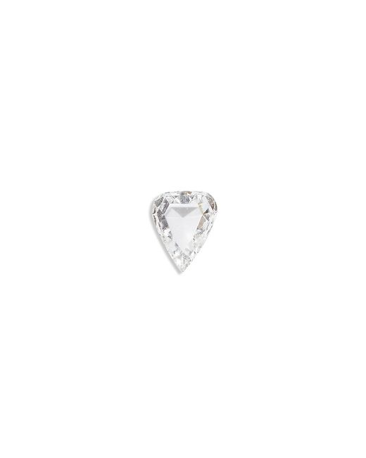 Loquet London | Metallic Birthstone Charm - April 'forever' Diamond | Lyst