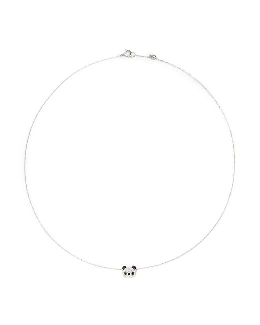 Bao Bao Wan | Metallic 'little Panda' 18k Gold Diamond Necklace | Lyst