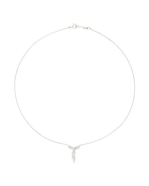 Bao Bao Wan | Metallic 'little Goddess' 18k Gold Diamond Necklace | Lyst