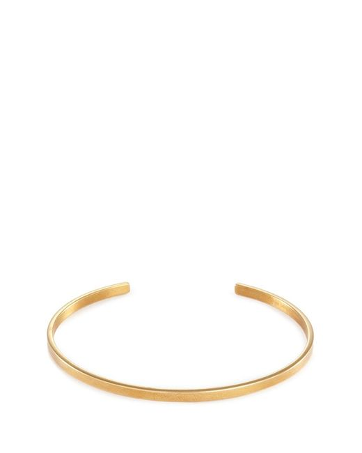 Le Gramme | Metallic 'le 9 Grammes' 18k Yellow Gold Cuff | Lyst