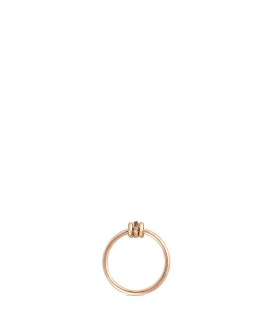 Spinelli Kilcollin | Metallic 'sirius Rgc' Diamond 18k Rose And Yellow Gold Ring | Lyst