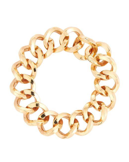 Roberto Coin - Metallic 18k Rose Round-link Bracelet - Lyst
