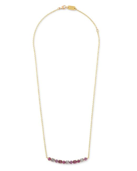 Ippolita | Multicolor 18k Rock Candy 11-stone Necklace In Majesty | Lyst