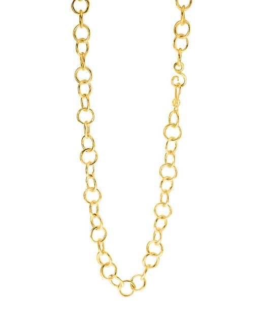Stephanie Kantis | Metallic Classic Chain Link Necklace | Lyst