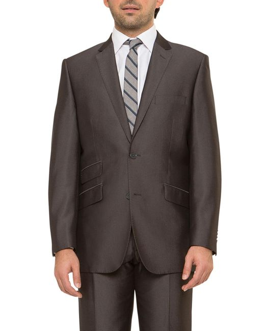 English Laundry - Gray Men's Solid Two-button Ticket Jacket for Men - Lyst