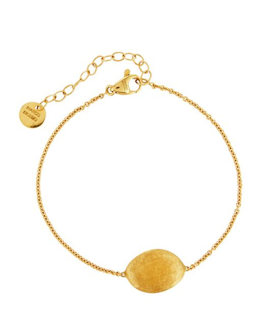 Marco Bicego | Metallic 'delicati' Station Bracelet | Lyst