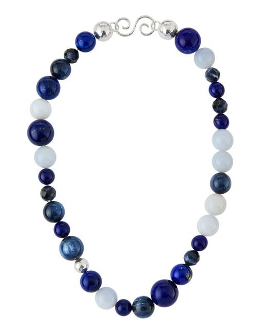 Gurhan - Multicolor Multi-stone Statement Beaded Necklace for Men - Lyst