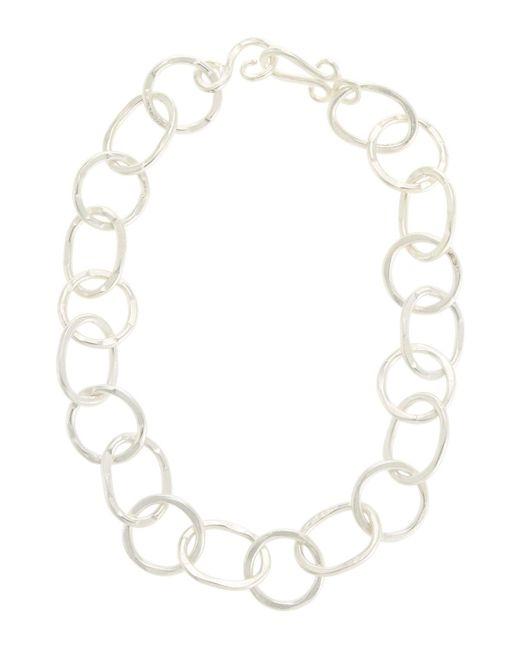 Stephanie Kantis - Metallic Legend Short Circle-link Necklace - Lyst