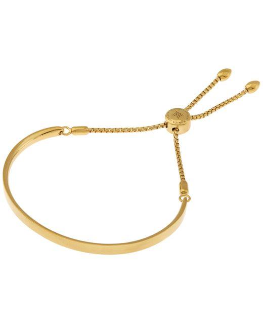 Monica Vinader - Metallic Fiji Chain Bracelet - Lyst