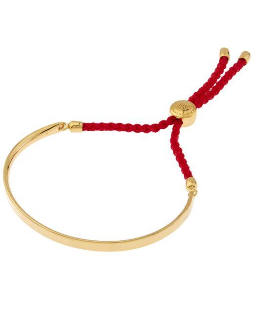 Monica Vinader - Multicolor Cord Fiji Bracelet - Lyst