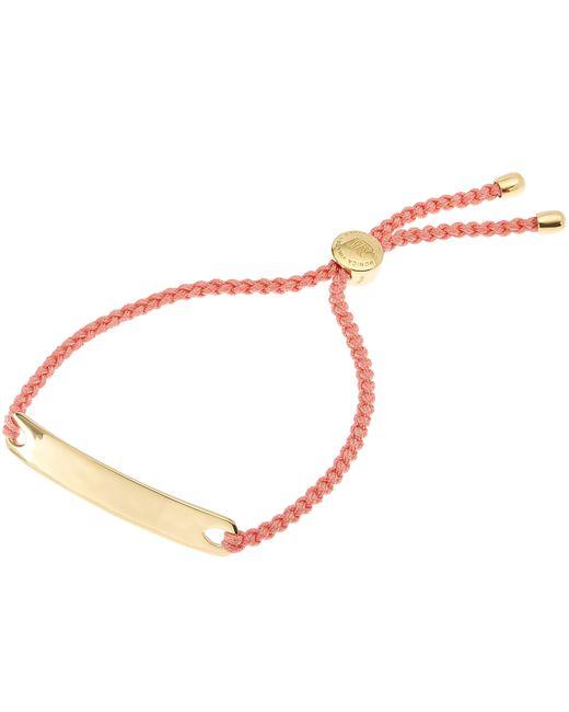 Monica Vinader - Multicolor Gold-plated Havana Friendship Bracelet - Lyst