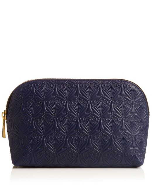 Liberty - Blue Iphis Leather Cosmetic Case - Lyst