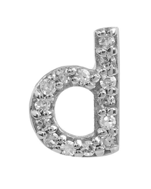 KC Designs - Multicolor Diamond D Stud Earring - Lyst